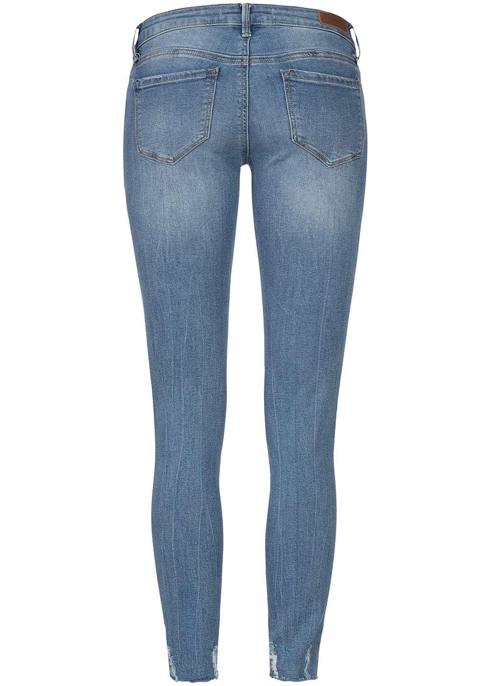tally weijl damen skinny jeans low waist kn chellang heavy. Black Bedroom Furniture Sets. Home Design Ideas
