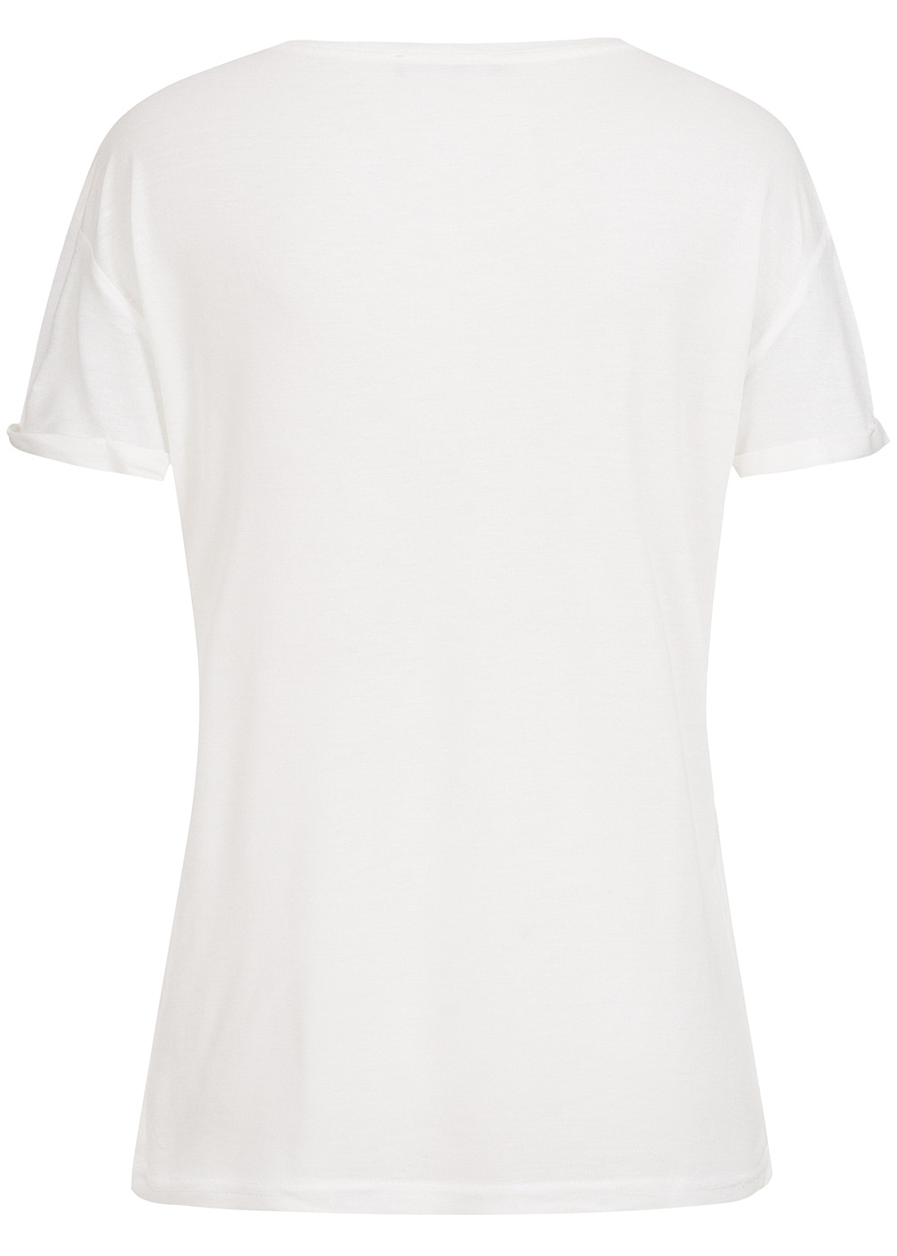 Eight2nine damen t shirt kurzarm summer magazin print by for T shirt printing one off