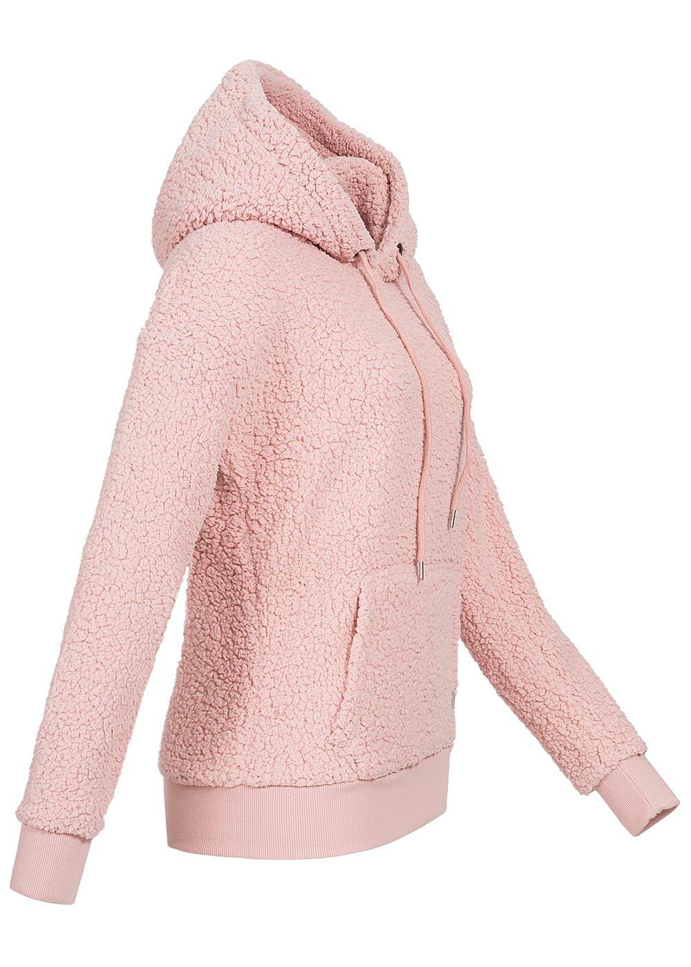eight2nine damen fleece hoodie kapuze k ngurutasche kordelzug ballett. Black Bedroom Furniture Sets. Home Design Ideas