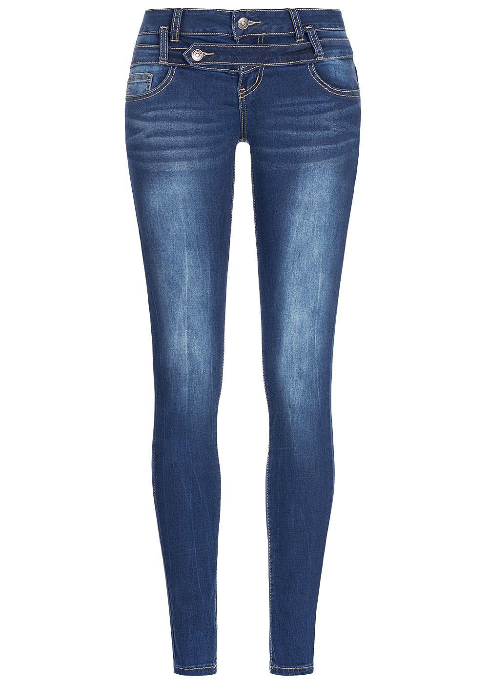 seventyseven lifestyle damen skinny jeans hose low waist 5. Black Bedroom Furniture Sets. Home Design Ideas