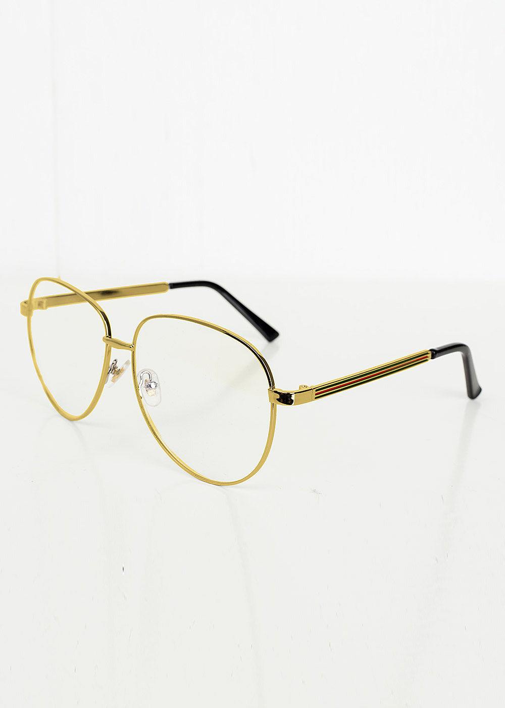 seventyseven lifestyletb damen accessoires brille gold 77onlineshop. Black Bedroom Furniture Sets. Home Design Ideas