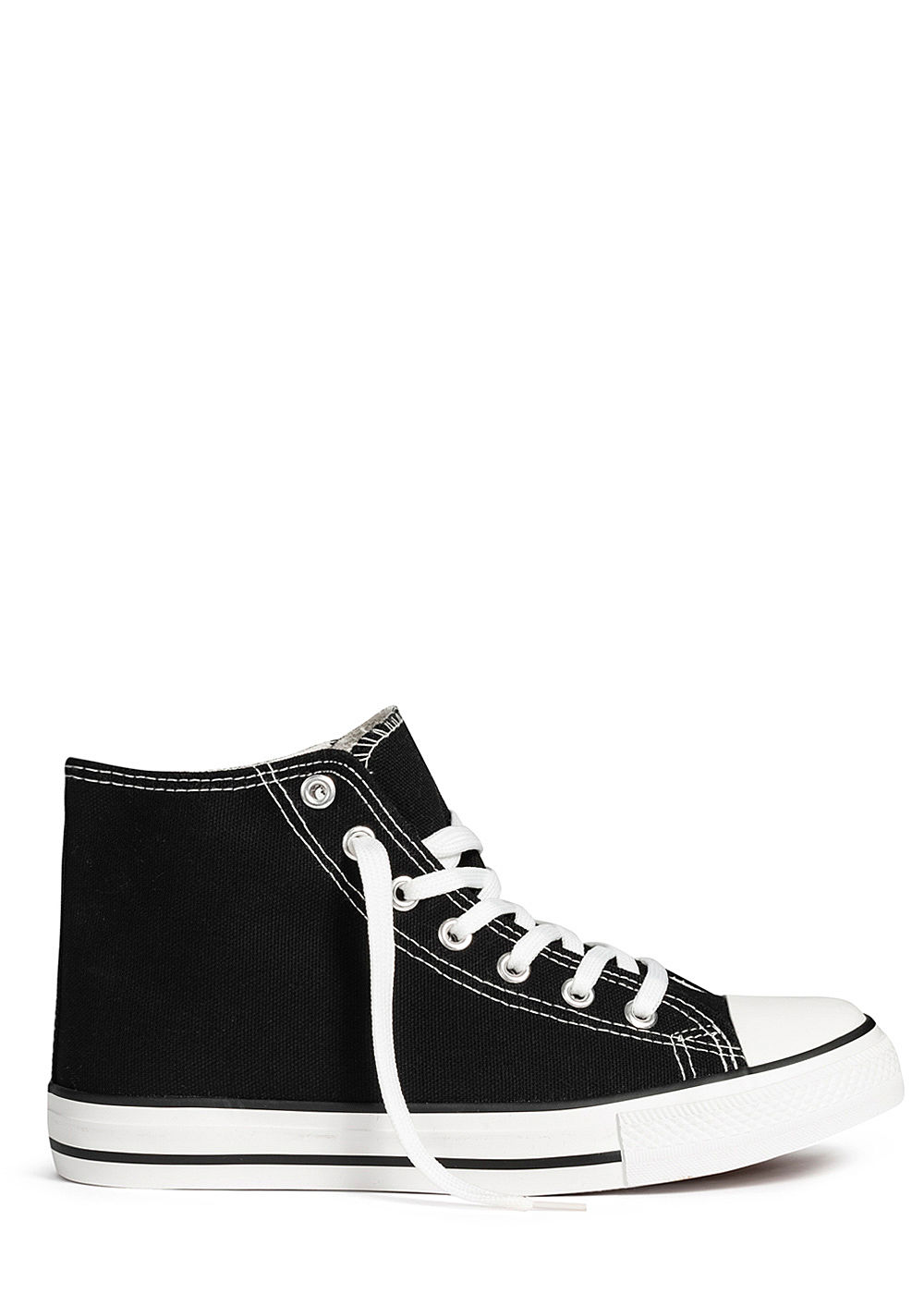 Seventyseven Lifestyle Damen Schuh High Canvas Sneaker