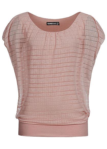 Styleboom Fashion Dames Top roze