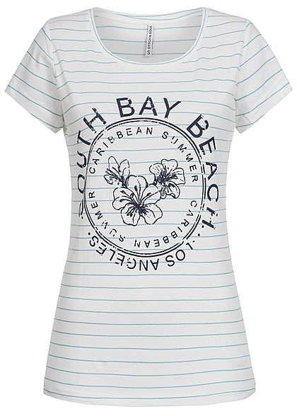 Vero moda damen top spitze hinten lockerer schnitt cameo for South bay t shirt printing