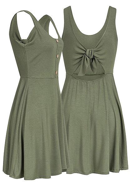 cdf2f2044fd9 S · L · XL · XXL · Styleboom Fashion Damen Mini Kleid ...