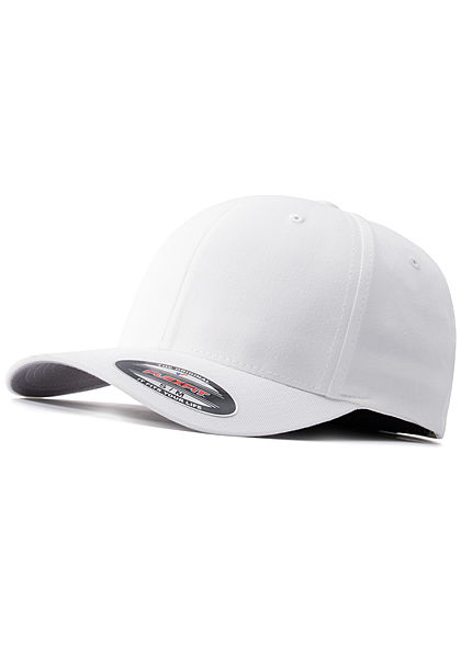Flexfit Basic Cap weiss - Art.-Nr.: 19062272