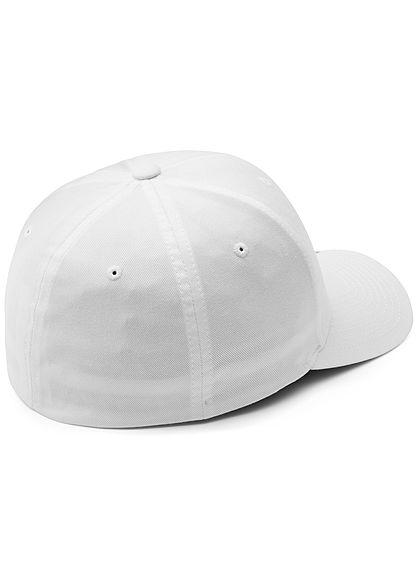 Flexfit Basic Cap weiss