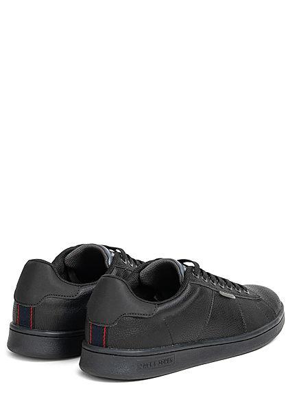 Jack and Jones Herren Flatform Sneaker anthrazit