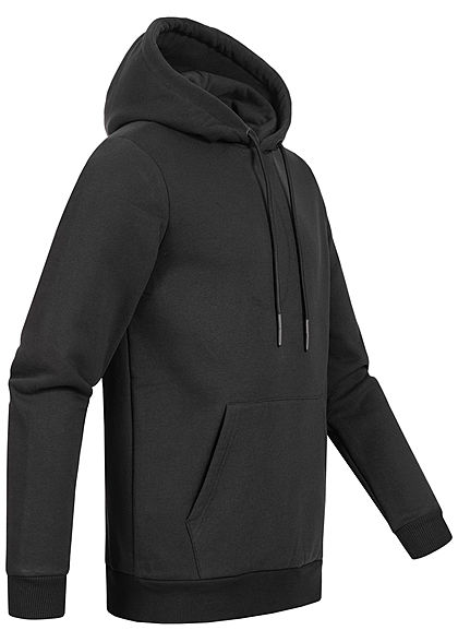 ONLY & SONS Herren NOOS Hoodie Pullover Kapuze Regular Fit schwarz