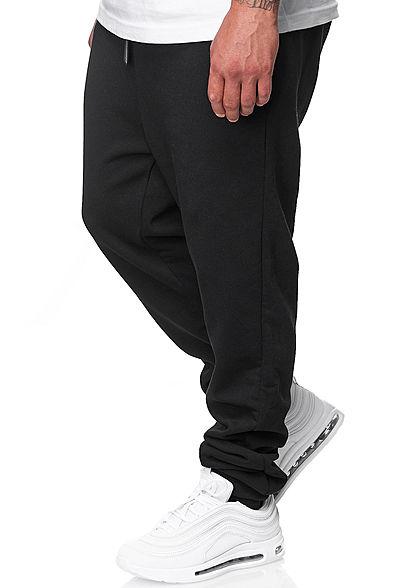 ONLY & SONS Herren NOOS Basic Jogginghose Sweatpant 3-Pockets schwarz