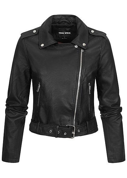 TALLY WEiJL Dames Imitation Leather zwart