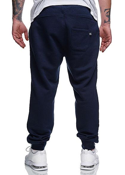Hailys Herren Sweat Pants Jogginghose 3-Pockets navy blau
